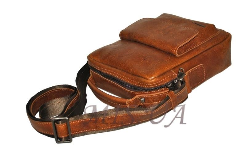 Купить рыжую мужскую сумку 4373 c доставкой по Украине - Интернет ... 7298652b54b