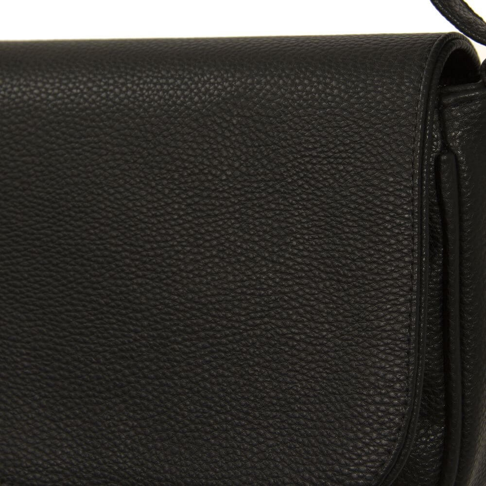 Купить черную женскую сумку через плечо 35133 c доставкой по Украине ... 5c16c074f70