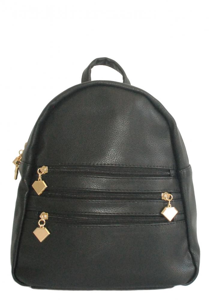 Купить черный женский рюкзак 35410 c доставкой по Украине - Интернет ... d3c672dd8c3