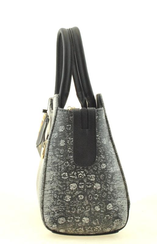 Жіноча сумка 2478 чорно-сіра - Жіночі сумки - Інтернет-магазин сумок ... dfe51ad76c874