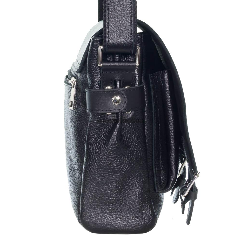 Купить черную мужскую сумку 4358 c доставкой по Украине - Интернет ... 4e7709b9063