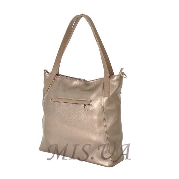 b58351e18418 Купить женскую сумку золотистого цвета 35648-1 c доставкой по ...