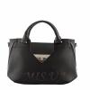 Женская сумка 35666 черная 0