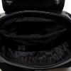 Женская замшевая сумка MIC 0701 черная 5