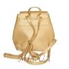 Женский рюкзак 35431 золотистый 3