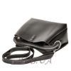 Женская сумка 35523 черная 5