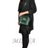 Женская сумка 35673 зеленая 4