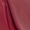 Женская сумка через плечо 35133 красная 4