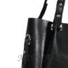 Женская сумка МІС 35865 черная 2