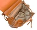 Женский рюкзак 35439 рыжий  2