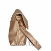 Женская сумка 35591 - 1 светло-золотая 4