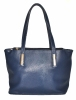 Женская сумка 35456 темно-синяя 0