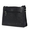 Женская сумка МІС 0724 черная 5