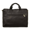Мужской кожаный портфель 4301 черный 4