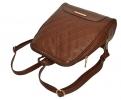 Женский рюкзак 2518 коричневый 4
