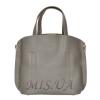 Женская сумка 35634 серая 0