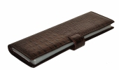 Business Card Holder 17631 brown 2