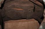 Мужской кожаный портфель 4252 коричневый 8