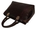 Женская сумка 2493 коричневая 5