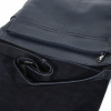 Мужская кожаная сумка Vesson 4625 синяя 6