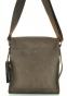 Мужская кожаная сумка 4259 коричневая 1