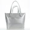Женская сумка 35450 А серебреная 1