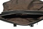Мужской портфель 384014 черный 5