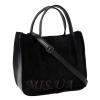 Женская сумка МІС 0721 черная 2