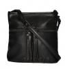Женская сумка 35609 черная 0