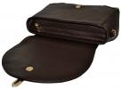 Женская сумка 0587 коричневая 5