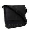 Men's leather bag 0427 is black 2
