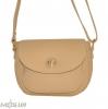 Женская сумка 35585 - с песочная 0