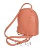Женский рюкзак 35411 коралловый 4