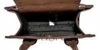 Жіноча сумка 35621 коричнева 5