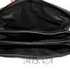 Женская кожаная сумка 2486 темно-синяя 5