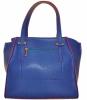 Женская сумка 35460 синяя  1