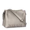 Женская сумка 35605 серебро 2