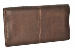 Мужской кошелек 4356 коричневый 2
