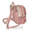 Городской рюкзак 35616 розовый 2