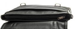 Мужской портфель 34125 черный 2