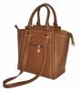 Женская сумка 35522 коричневая 4