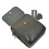 Мужская сумка 4346 черная 4