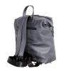 Городской  рюкзак MIC 35762 серый металик 3