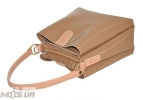 Женская сумка 35513 - 3  темно-бежевая 4