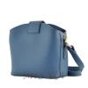 Женская сумка МIС  35758 голубая 4