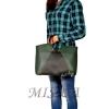 Women's bag 35601 Green - Combined 5