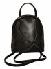 Женский рюкзак 35411 черный  с принтом 3