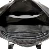 Мужской кожаный портфель 4503 черный 4