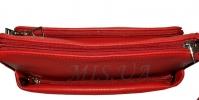 Женская сумка 35613 - 1 красная 5