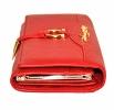 Женский кошелек 179004 красный 4